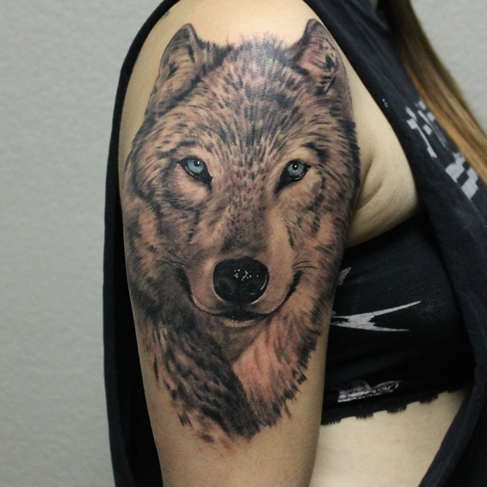 Dark Horse Tattoo Company image 20