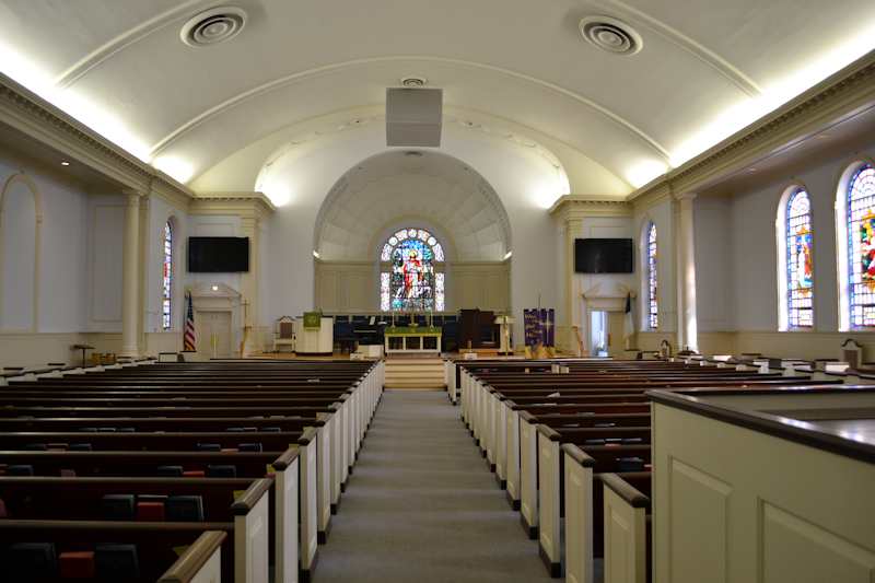 Fort Hill United Methodist Church