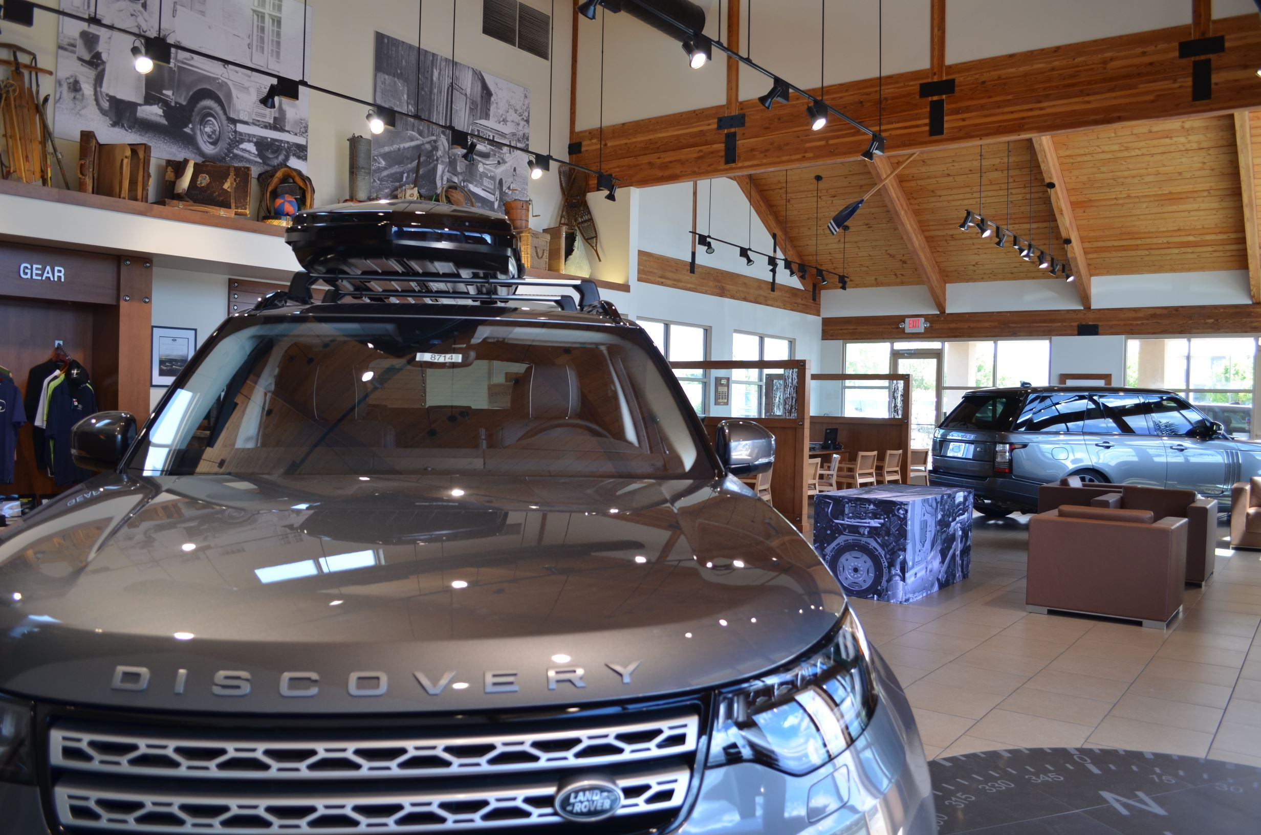 Land Rover Santa Fe image 5