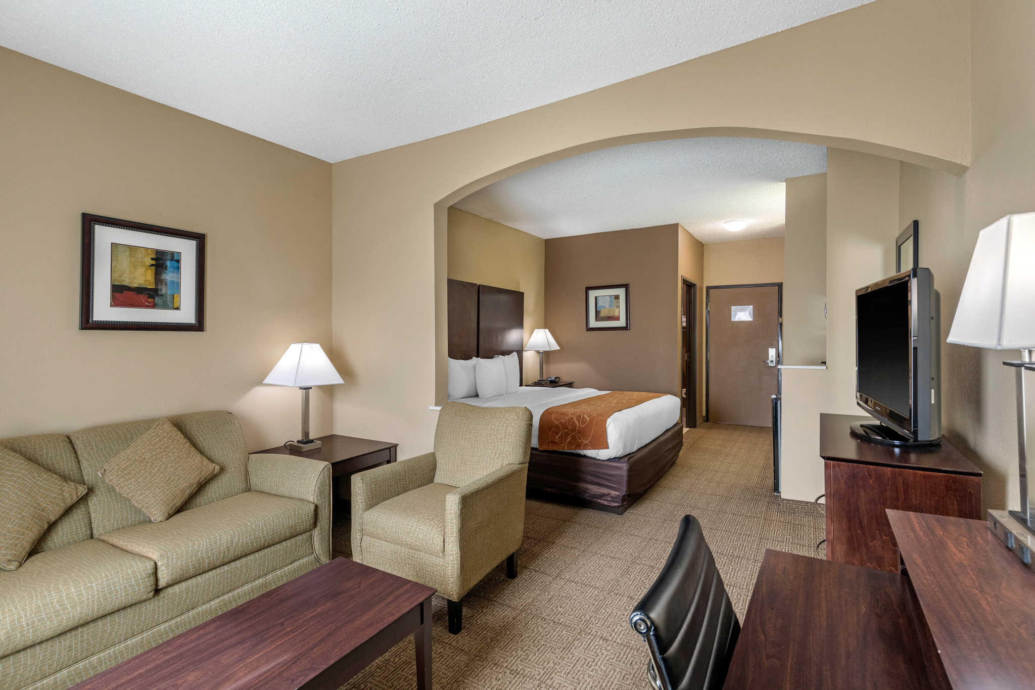 Comfort Suites The Colony - Plano West image 24