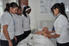 Escuela de Auxiliares de Enfermería Santafé de Bogotá S.A.S.