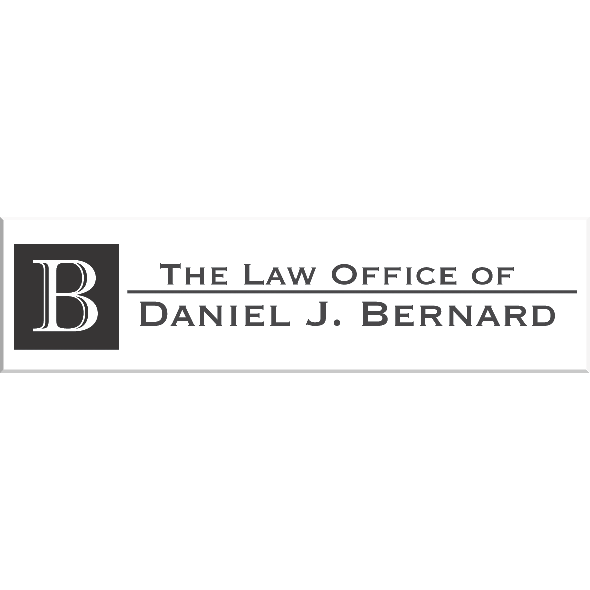 Law Office of Daniel J. Bernard image 0