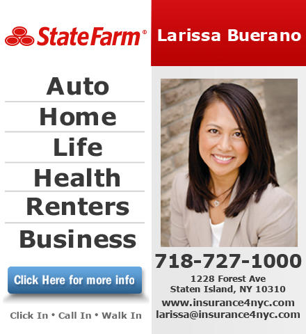 State Farm Insurance Staten Island Ny