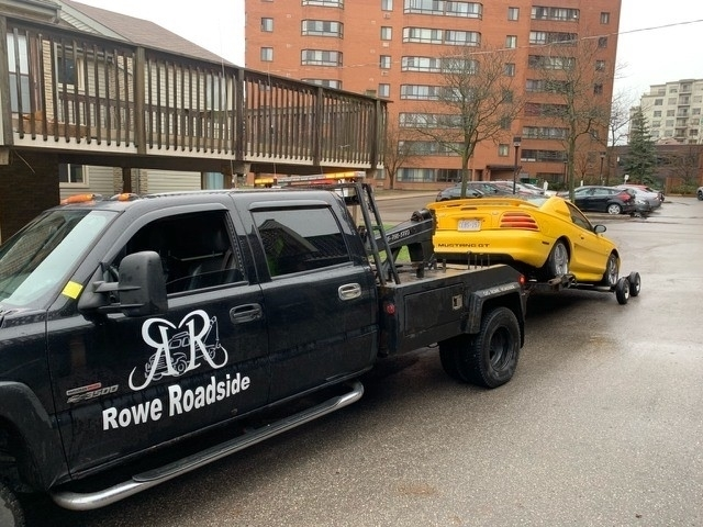 Rowe Roadside
