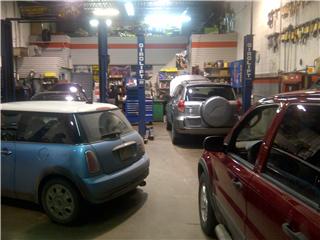 Garage Euro-Américaine à Saint-Hubert