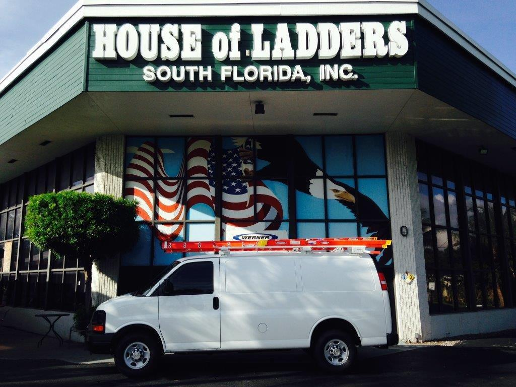 House of Ladders, South Florida Inc image 2