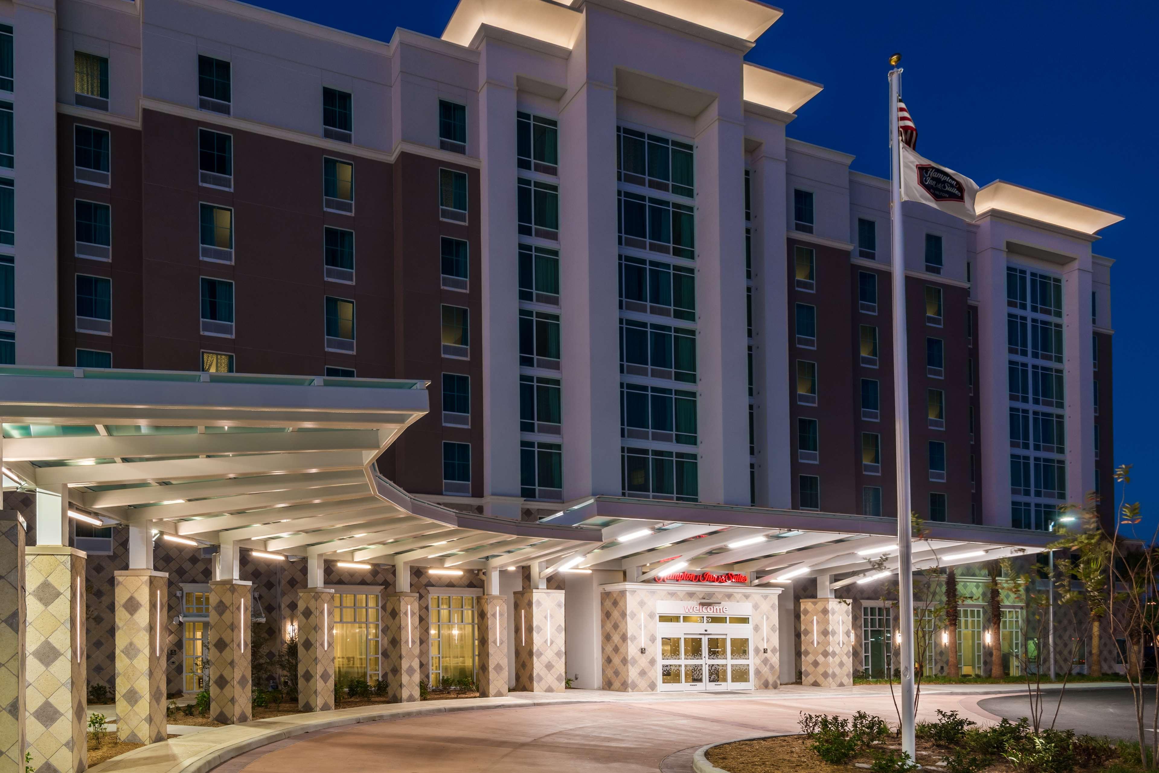 Hampton Inn & Suites Tampa Airport Avion Park Westshore image 2
