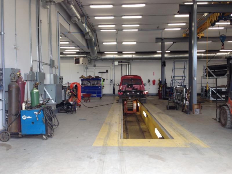 Ebi Centre du Camion Inc à Berthierville