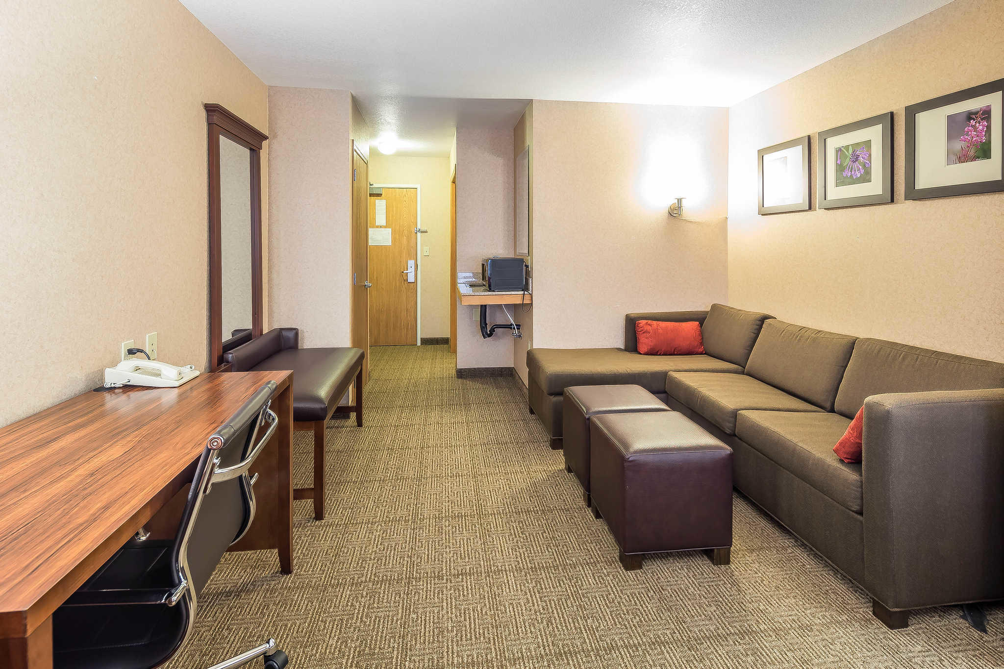 Comfort Suites Anchorage International Airport image 14