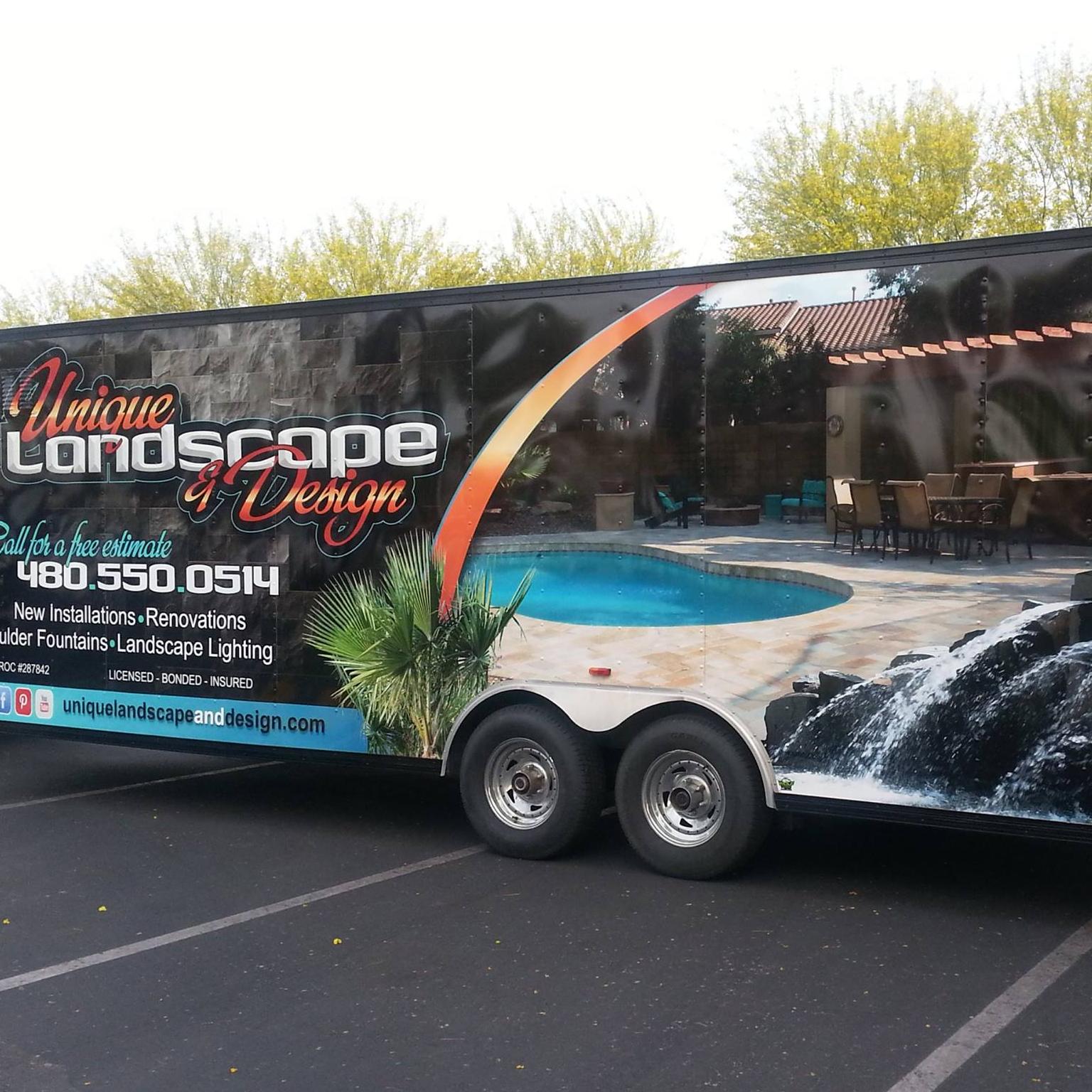 Unique Landscape and Design LLC