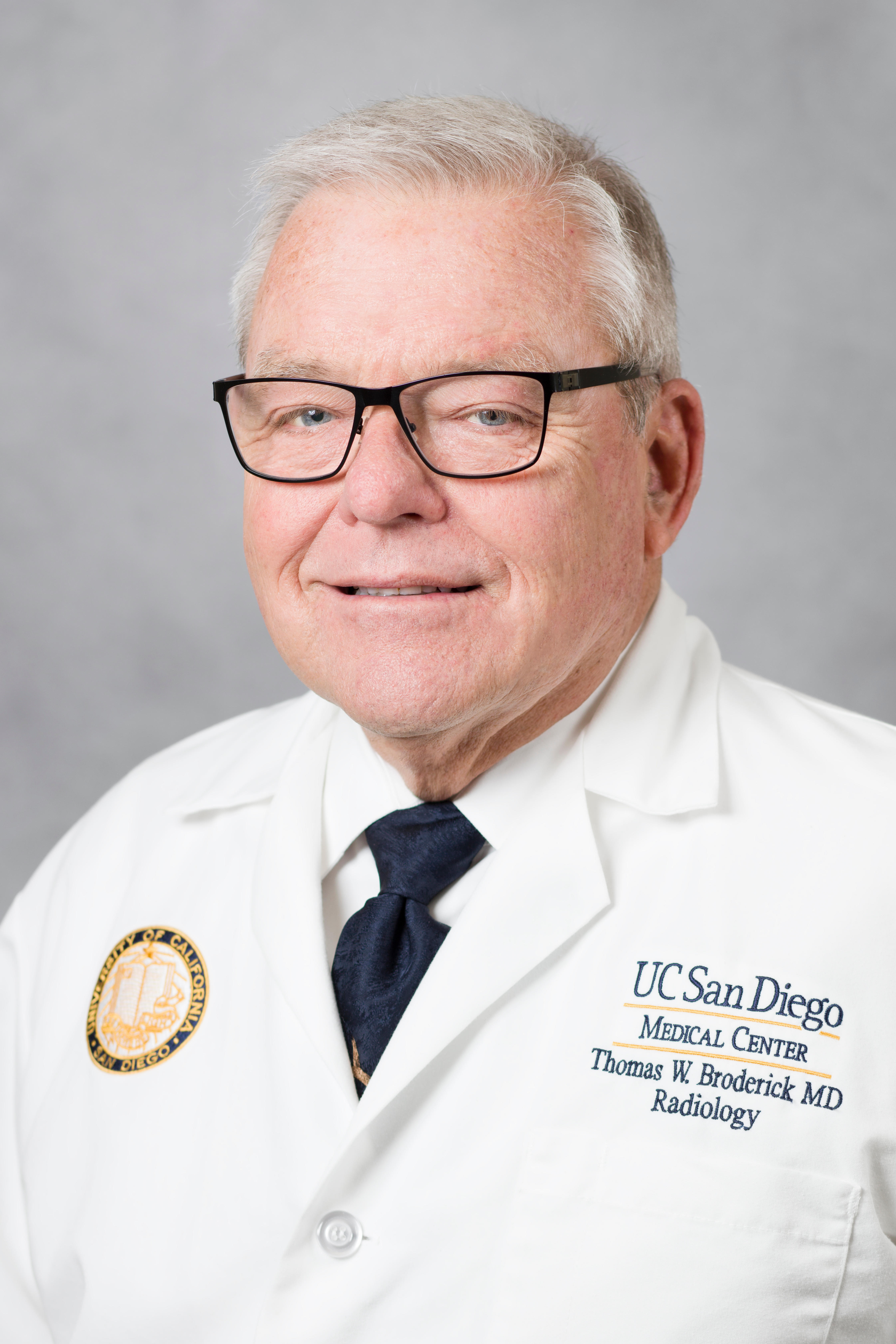 Image For Dr. Thomas W. Broderick MD