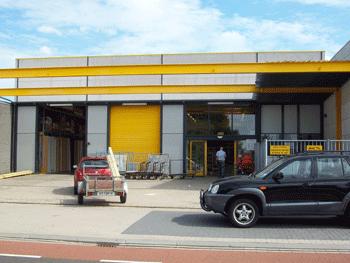 De Jager-Tolhoek Bouwmaterialen Bouwshop Vlissingen