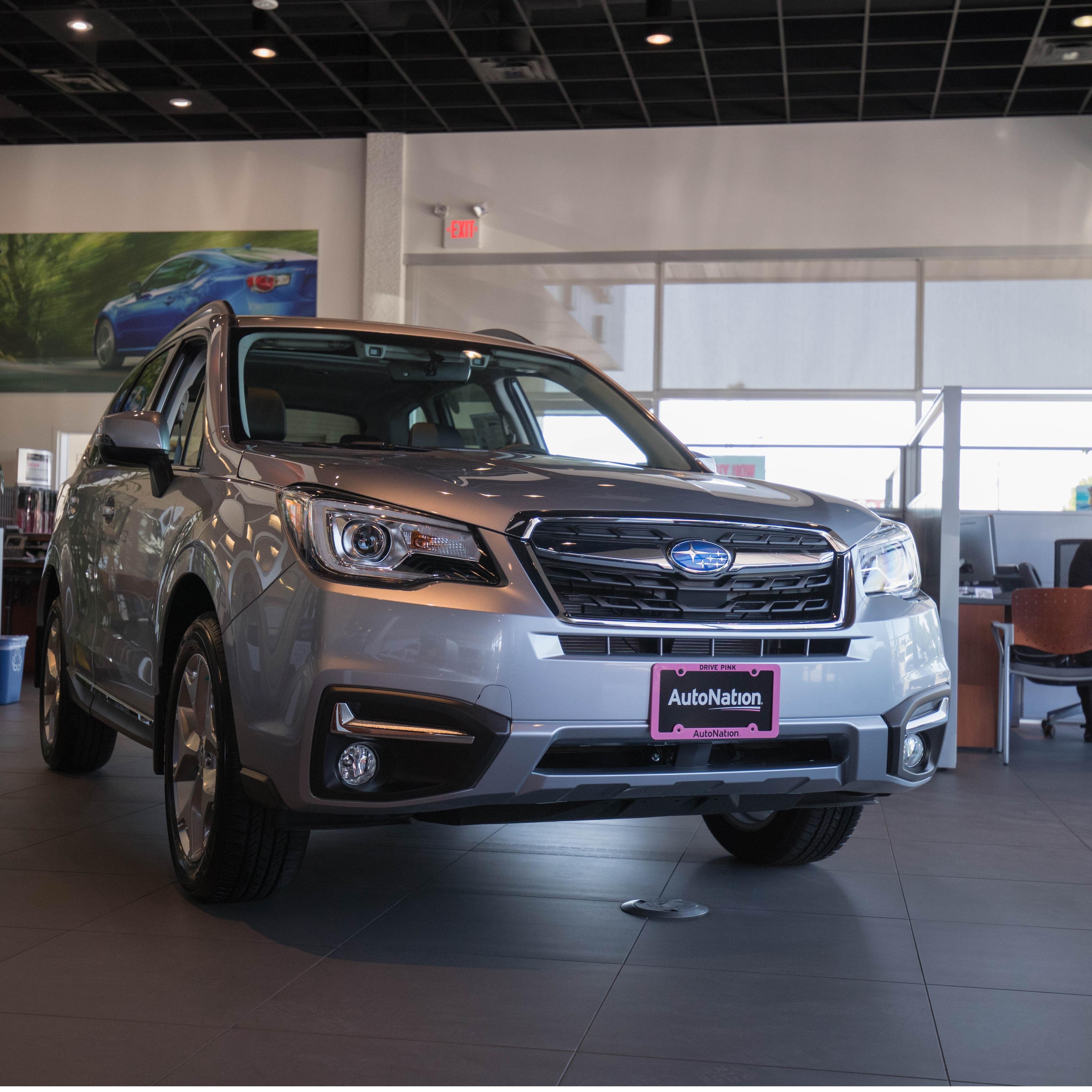 AutoNation Subaru Spokane Valley