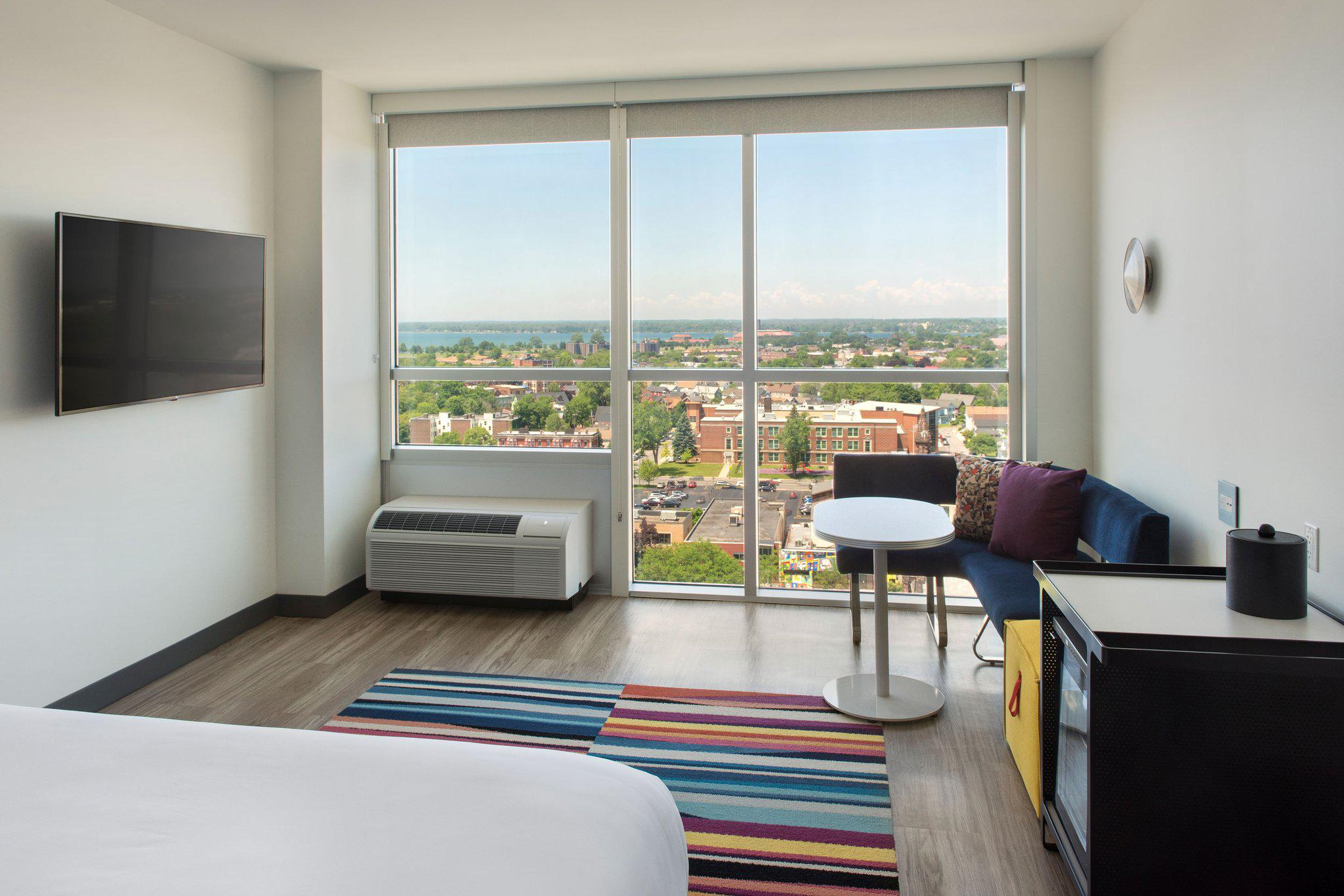 Aloft Buffalo Downtown