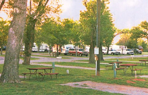 Elk City Clinton Koa Journey In Foss Ok 73647 Citysearch