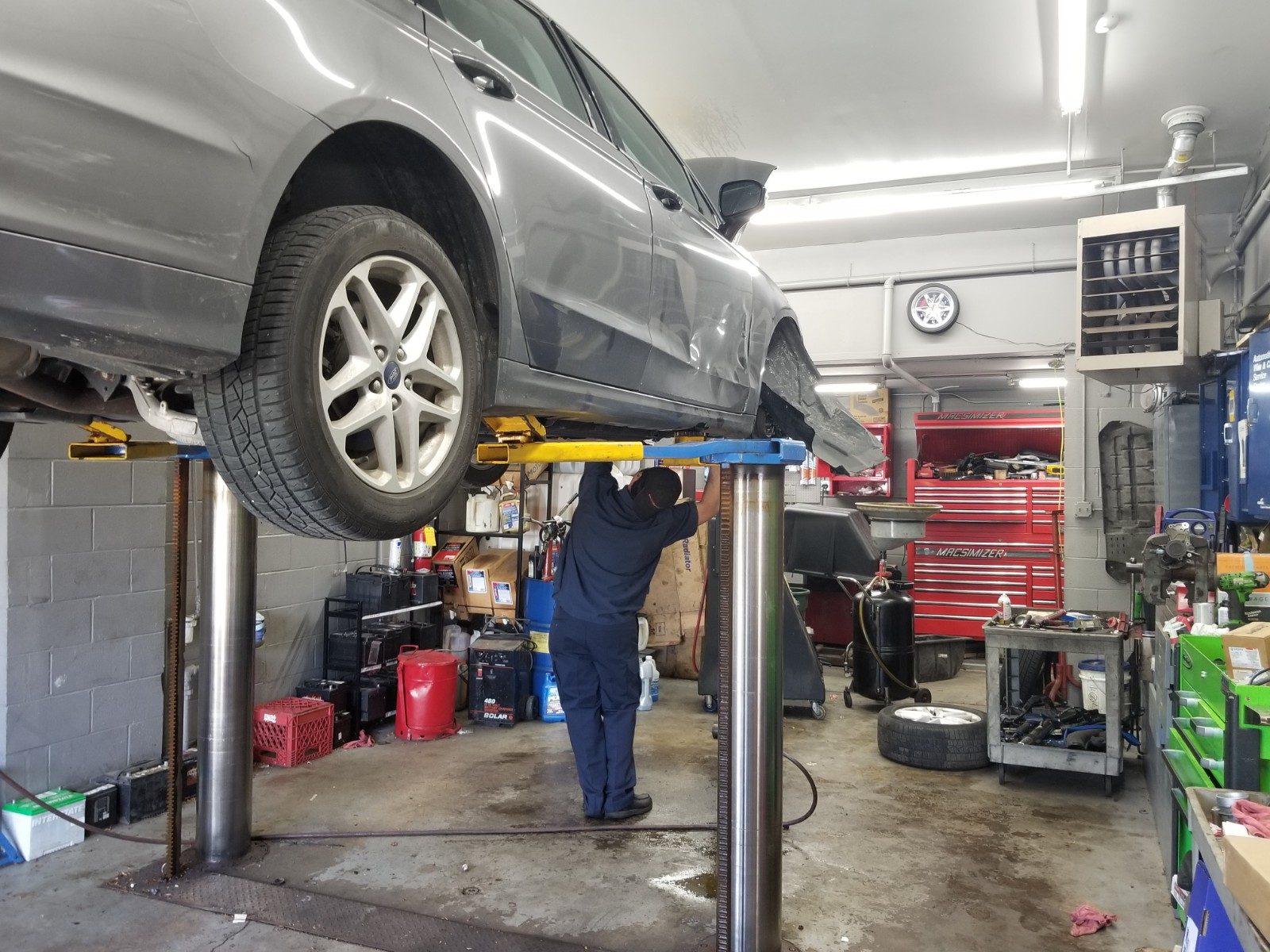 Auto Repair of Northbrook image 4