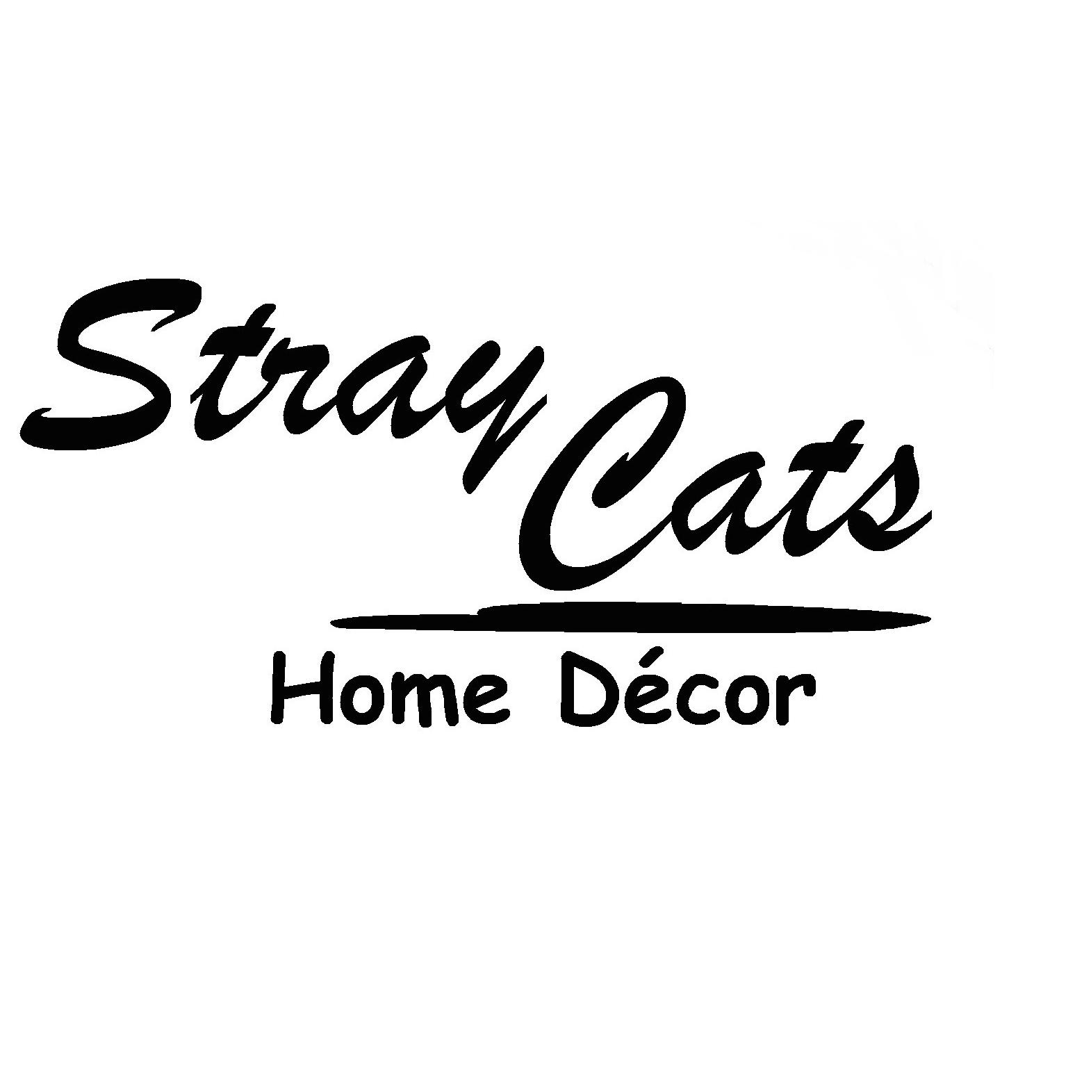 Stray Cats Home Decor