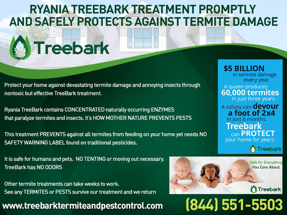 Treebark Termite and Pest Control image 1