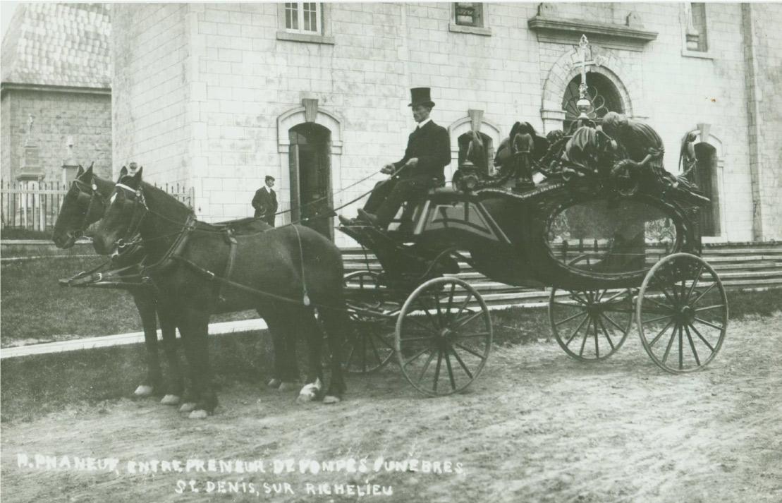 Maison Phaneuf & Fils Ltée in St-Denis-Sur-Richelieu