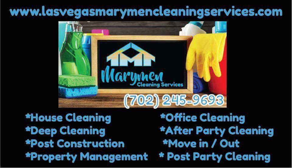 Marymen Cleaning Services image 1