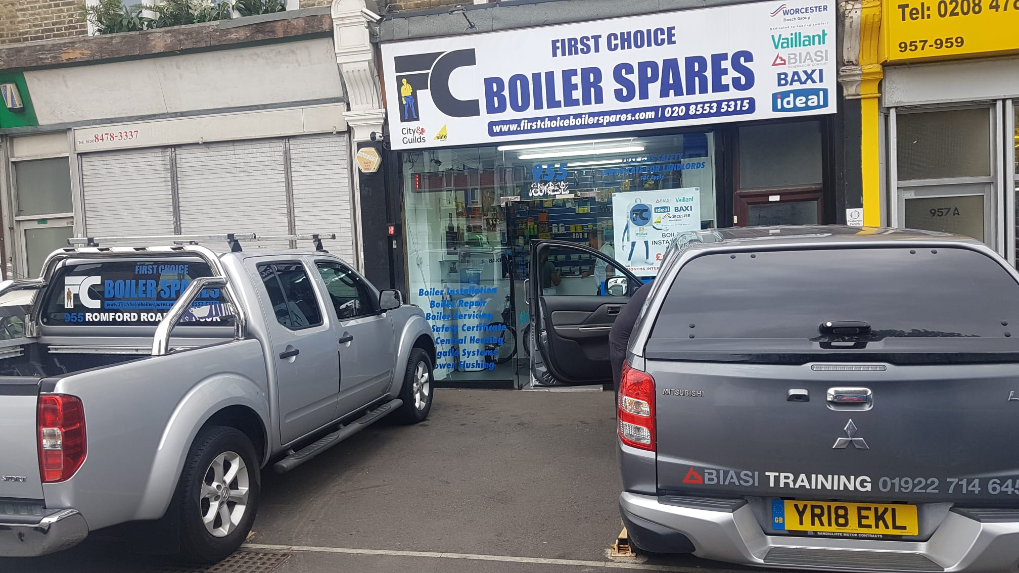 First Choice Boiler Spares