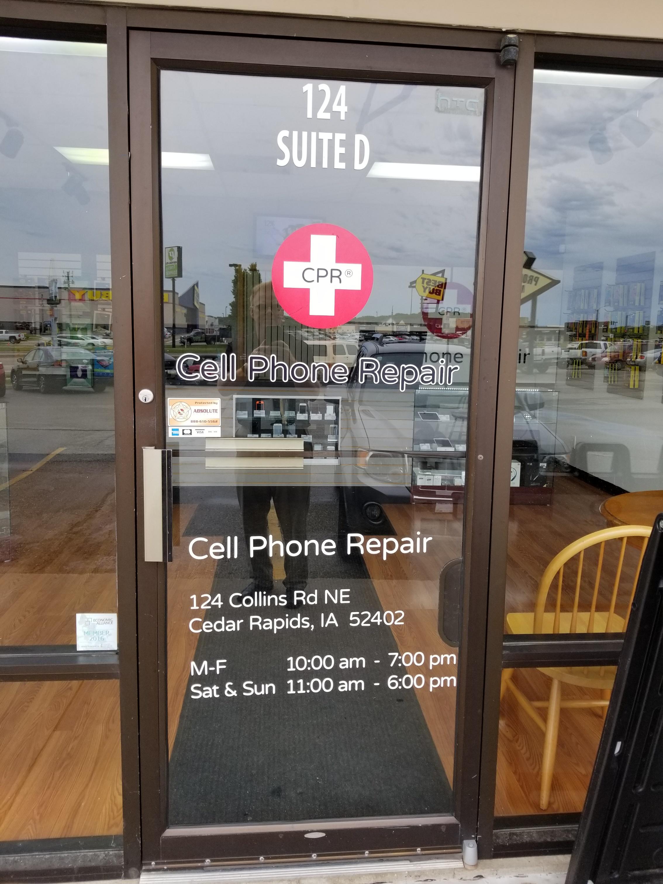 CPR Cell Phone Repair Cedar Rapids image 1