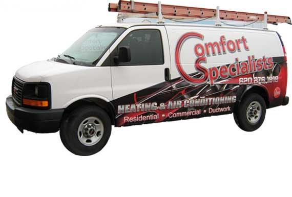 Comfort Specialists Inc image 2