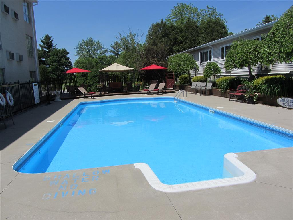 Best Western Little River Inn in Simcoe: Swimming Pool