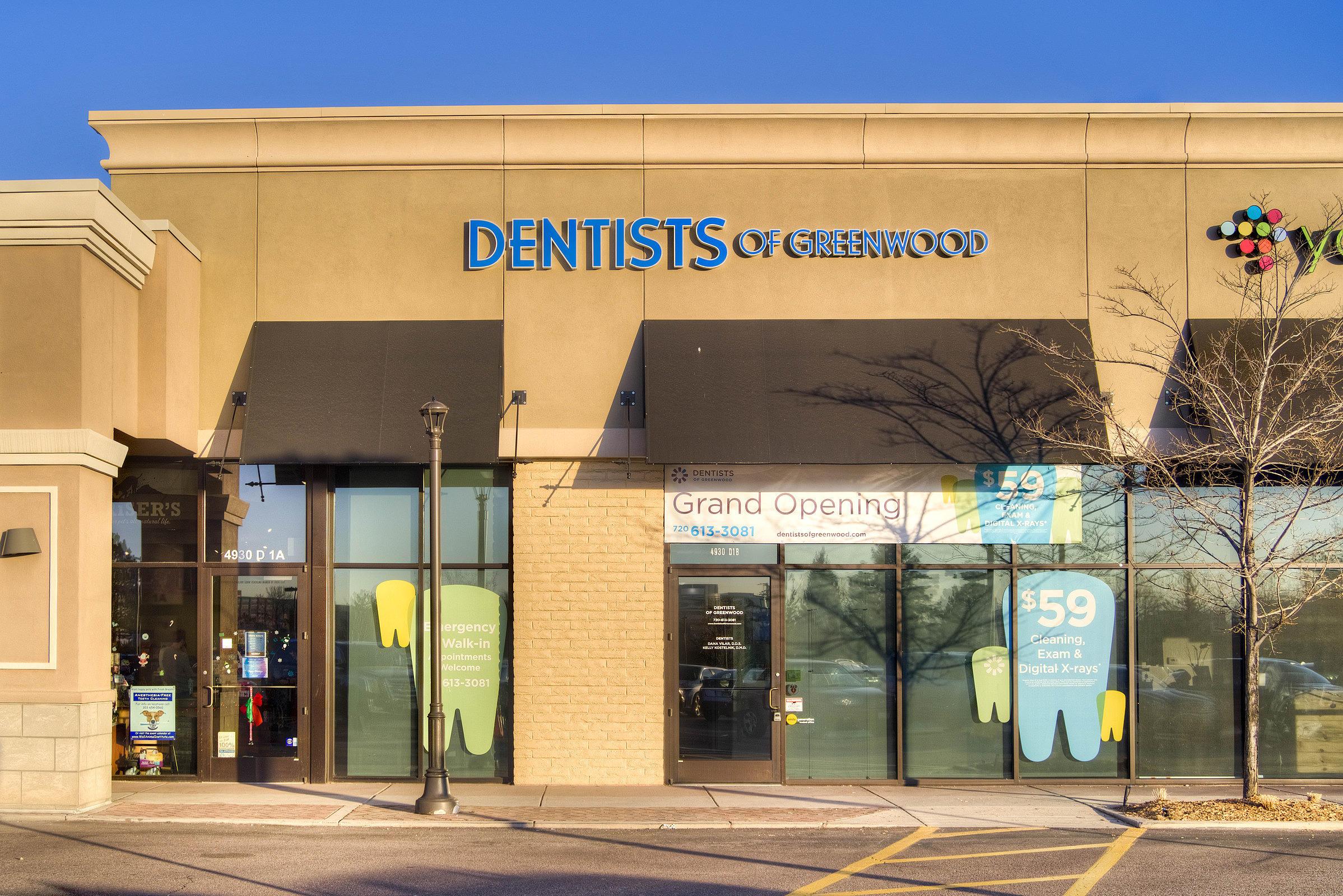 Dentists of Greenwood image 0