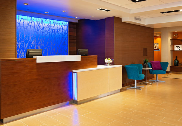 Fairfield Inn & Suites by Marriott Rochester West/Greece image 9