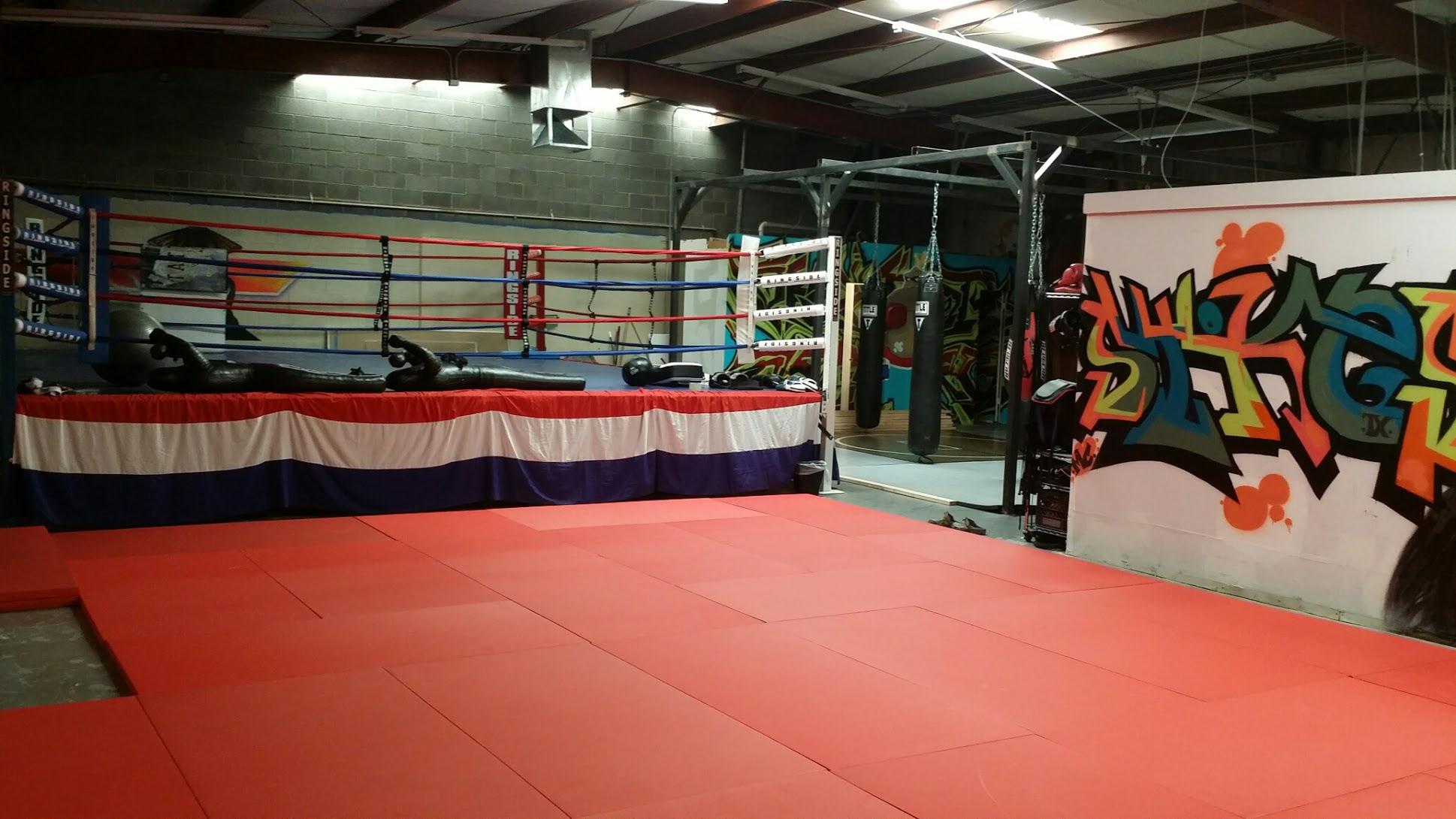 Concrete Jungle School Of Fighting LLC