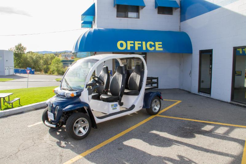 Space Centre Self Storage in Kelowna: Facility Tours Provided