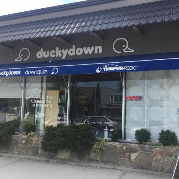 Ducky Down Down Quilts in Kelowna