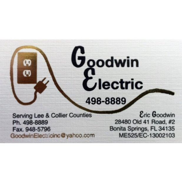 Goodwin Electric, Inc.