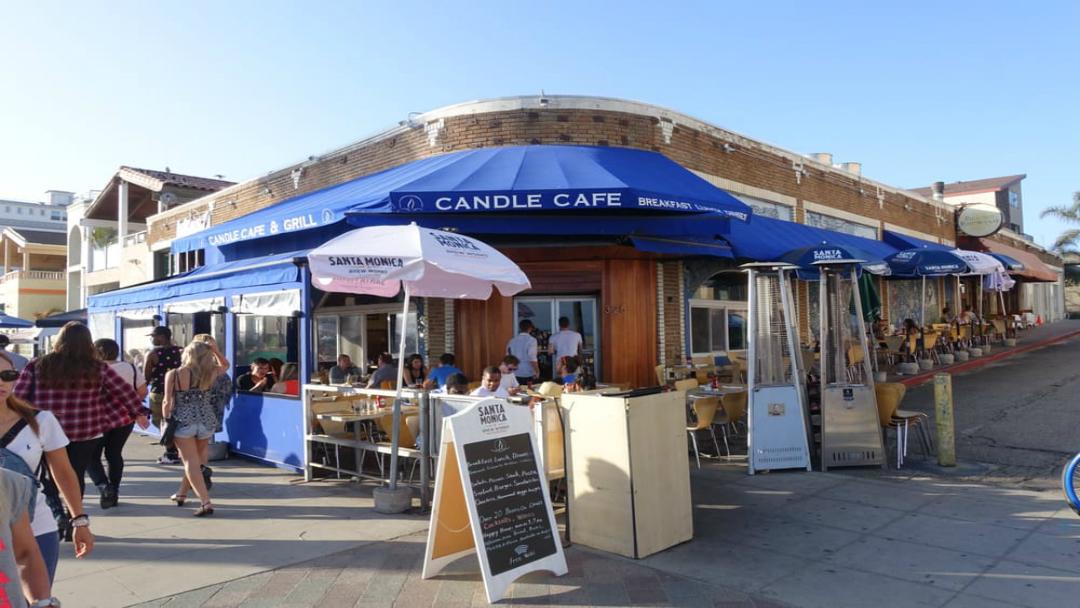 Venice Beach Cafes Reviews