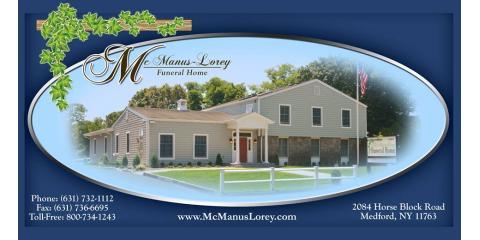 McManus-Lorey Funeral Home image 0