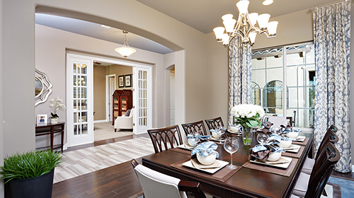 Molino Canyon by Pulte Homes