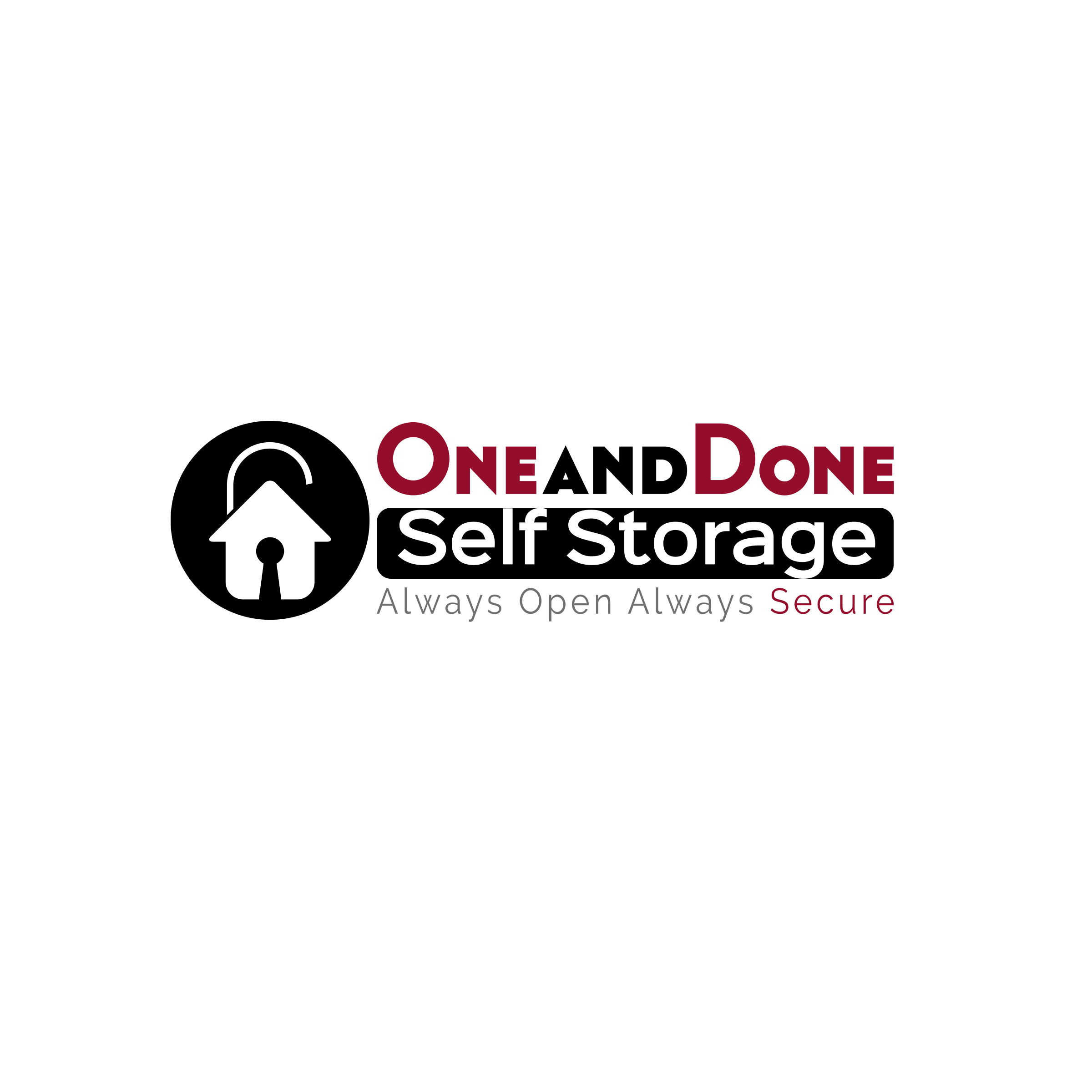 One and Done Self Storage