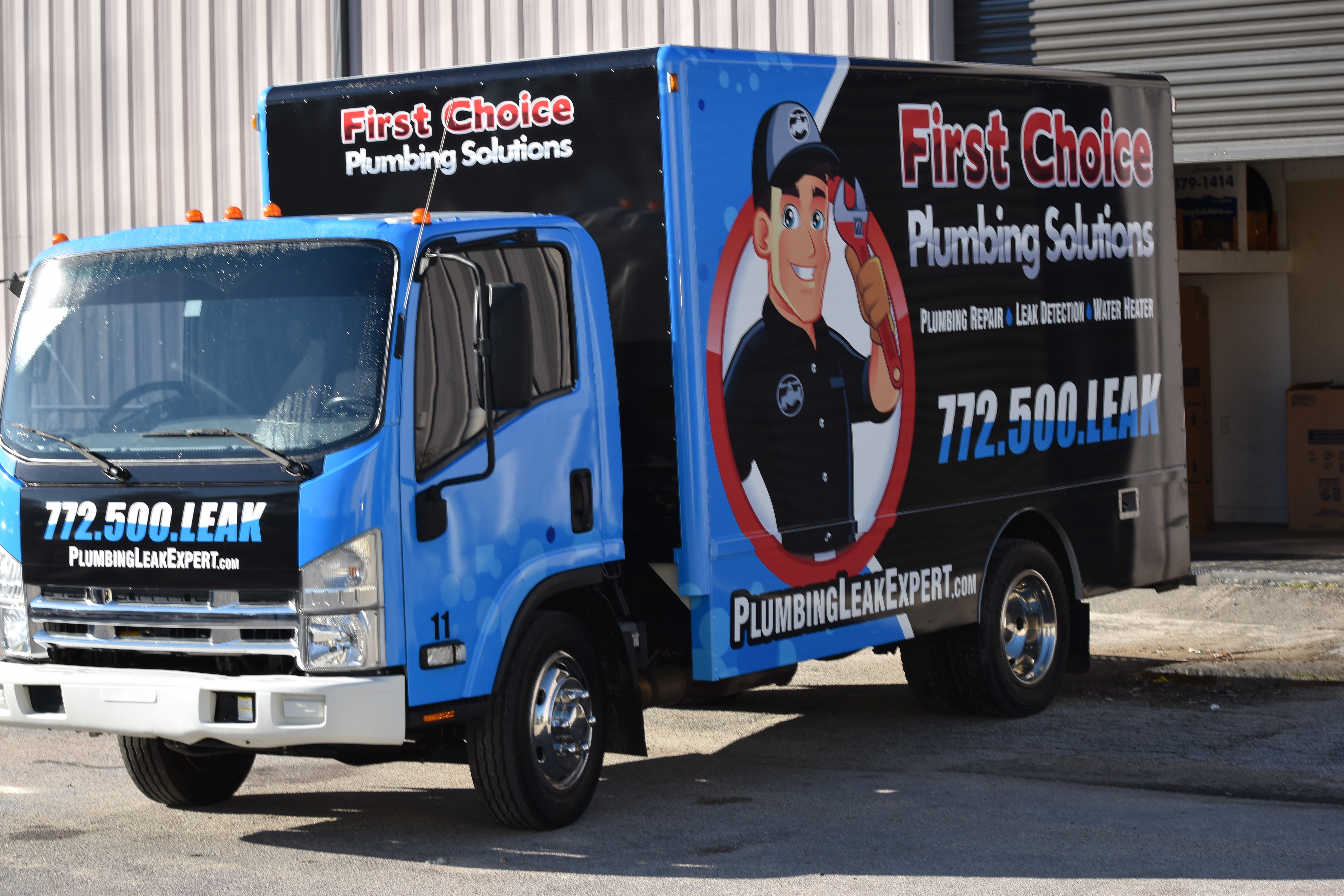 First Choice Plumbing Solutions image 1