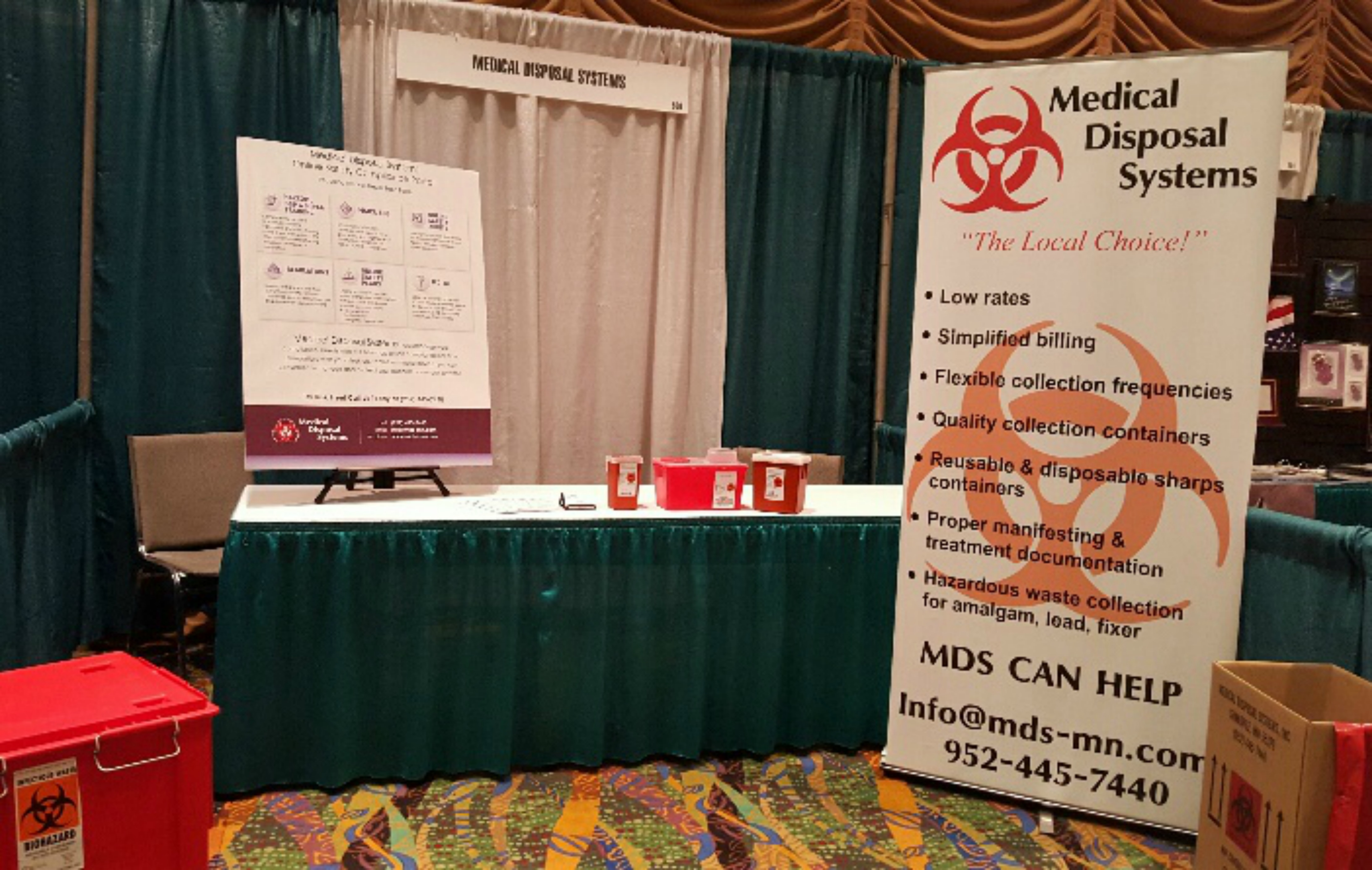 Medical Disposal Systems image 3