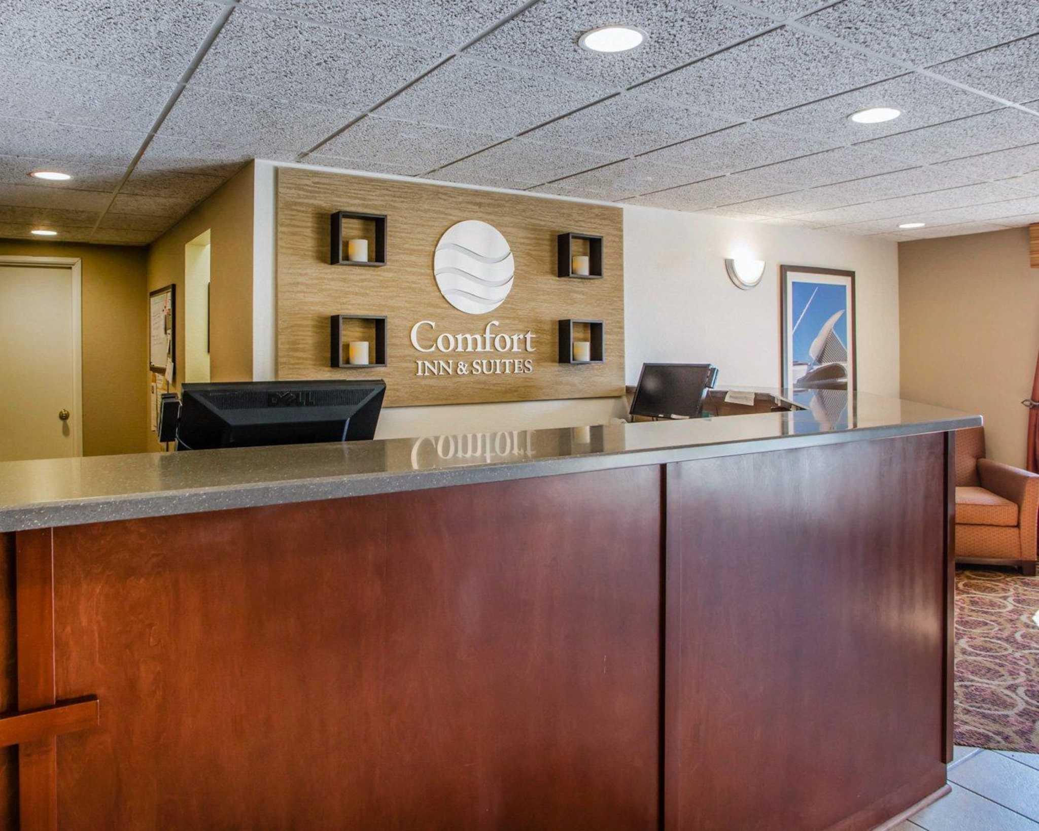 Comfort Inn & Suites Jackson - West Bend image 21