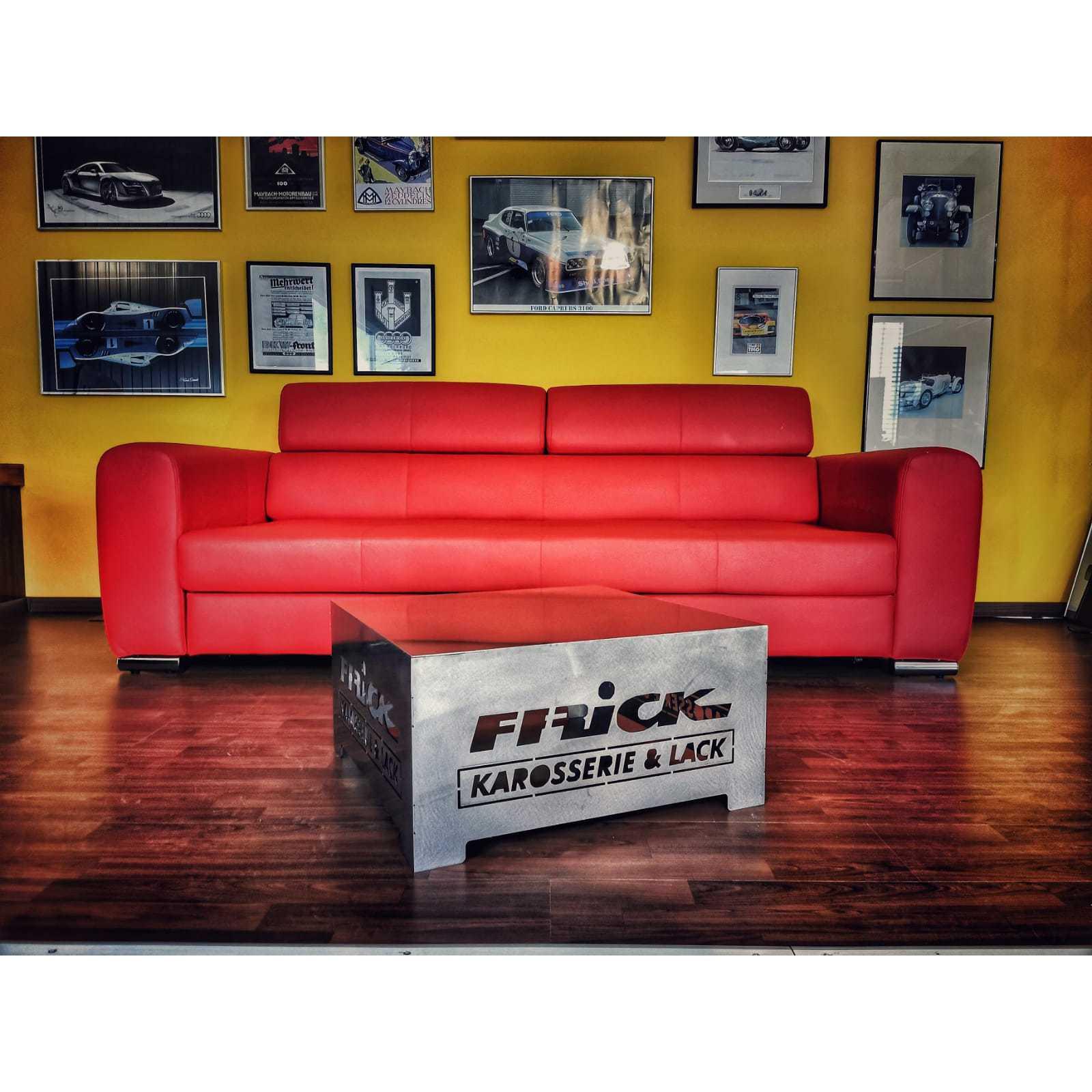 Logo von Frick Karosserie + Lack