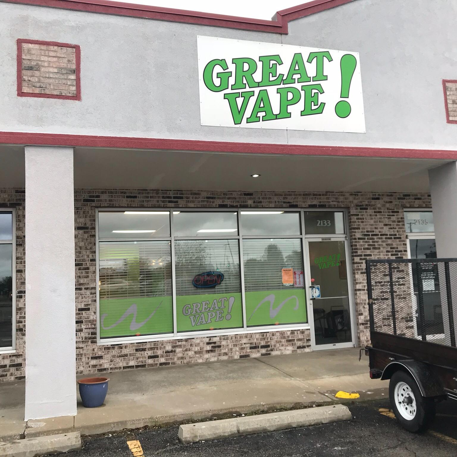 Great Vape! Pleasant Hill, MO image 4