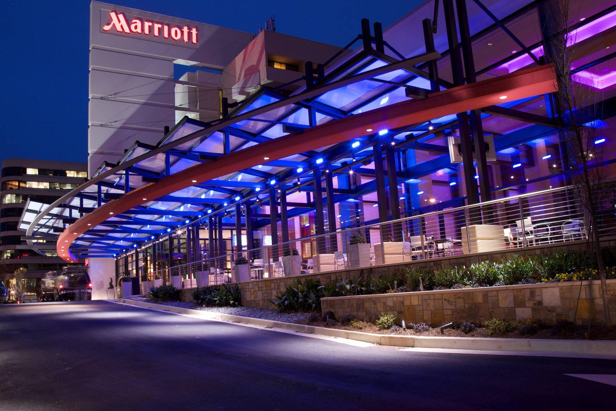 Atlanta Marriott Buckhead Hotel & Conference Center in Atlanta, GA, photo #2