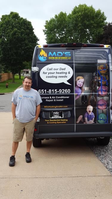 MD's Heating and Air Services, LLC image 2