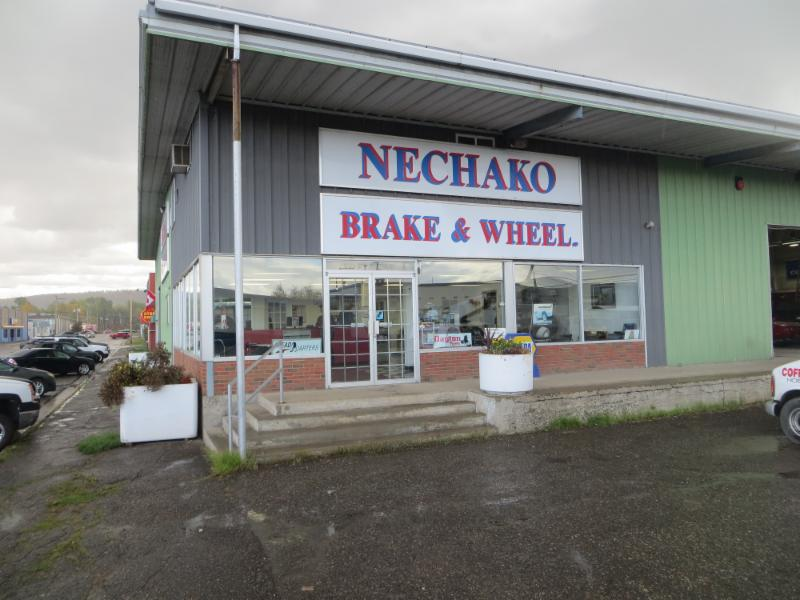 Nechako Brake & Wheel Ltd in Prince George
