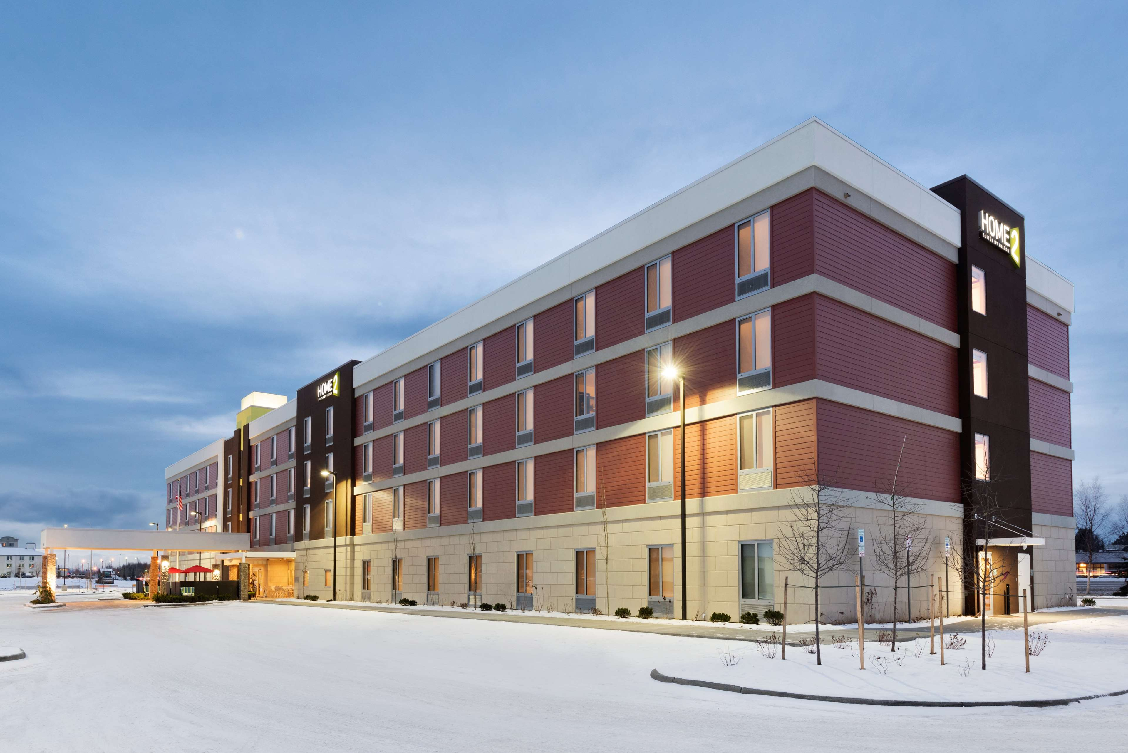 Home2 Suites by Hilton Anchorage/Midtown image 3