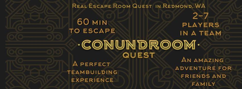 Conundroom Real Escape Rooms image 0