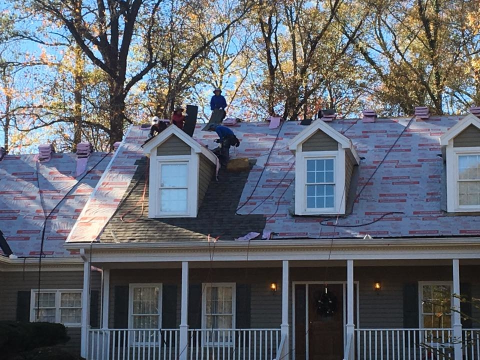 Rainblocker Roofing & Construction, LLC