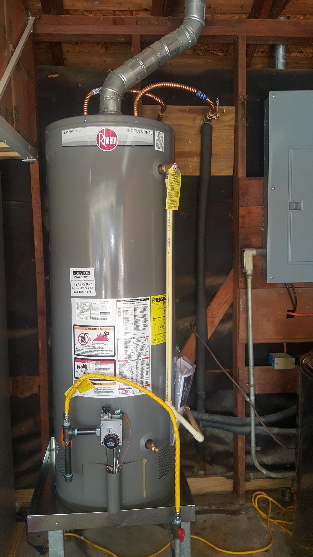 Katy Water Heaters image 52